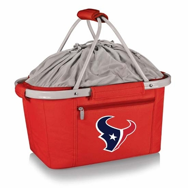Houston Texans Metro Basket (Red)
