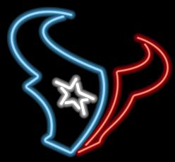 Houston Texans Neon Light