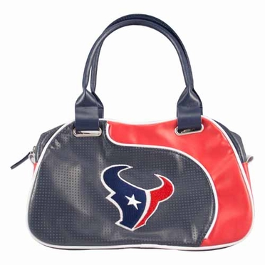 Houston Texans Perf-ect Bowler Purse