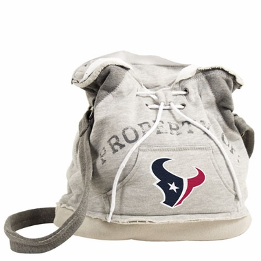 Houston Texans Property of Hoody Duffle