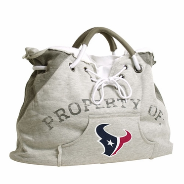 Houston Texans Property of Hoody Tote
