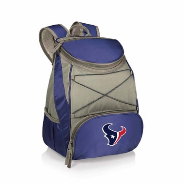 Houston Texans PTX Backpack Cooler (Navy)