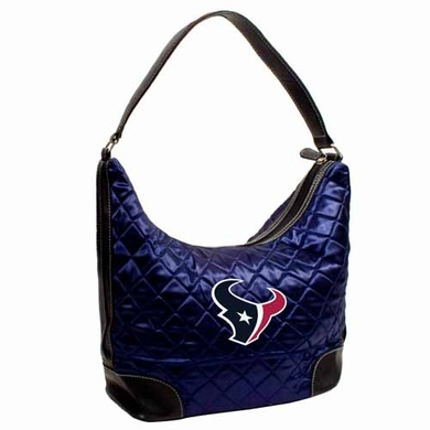 Houston Texans Quilted Hobo Purse