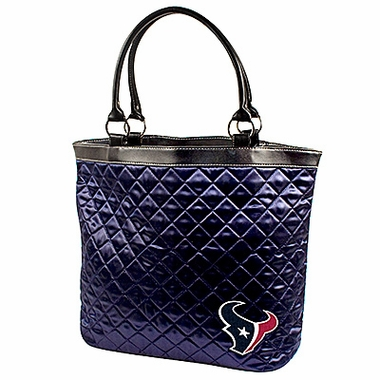 Houston Texans Quilted Tote
