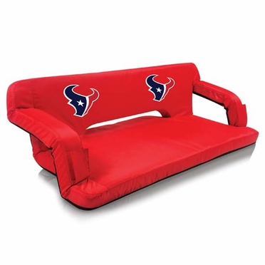 Houston Texans Reflex Travel Couch (Red)