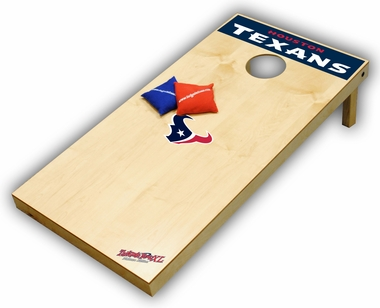 Houston Texans Regulation Size (XL) Tailgate Toss Beanbag Game