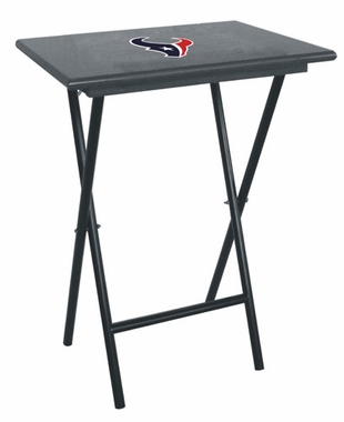 Houston Texans Set of 4 Folding TV Trays