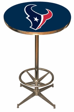 Houston Texans Team Pub Table