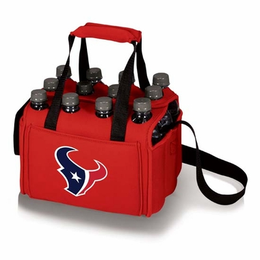 Houston Texans Twelve Pack (Red)