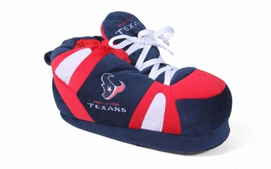 Houston Texans Unisex Sneaker Slippers