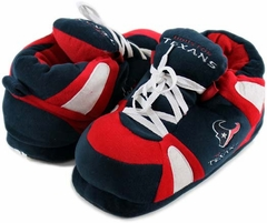 Houston Texans UNISEX High-Top Slippers