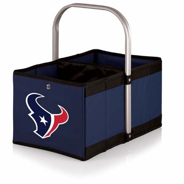 Houston Texans Urban Picnic Basket (Navy)
