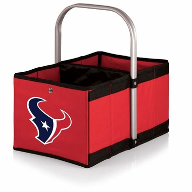 Houston Texans Urban Picnic Basket (Red)