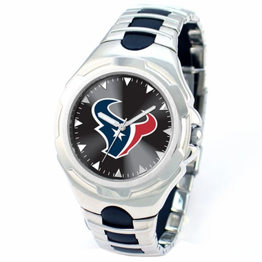 Houston Texans Victory Mens Watch
