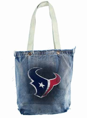Houston Texans Vintage Shopper (Denim)