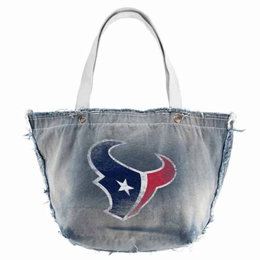 Houston Texans Vintage Tote (Denim)