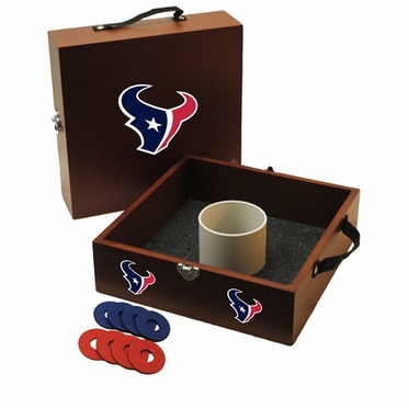 Houston Texans Washer Toss Game