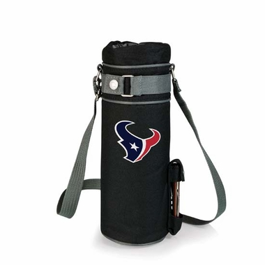 Houston Texans Wine Sack (Black)