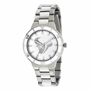 Houston Texans Women's Pearl Watch