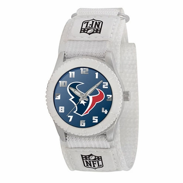 Houston Texans Youth Rookie Watch (White)