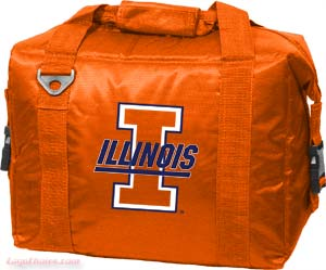 Illinois 12 Pack Cooler