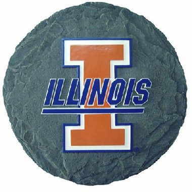 "Illinois 13.5"" Stepping Stone"