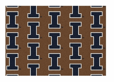 "Illinois 5'4"" x 7'8"" Premium Pattern Rug"