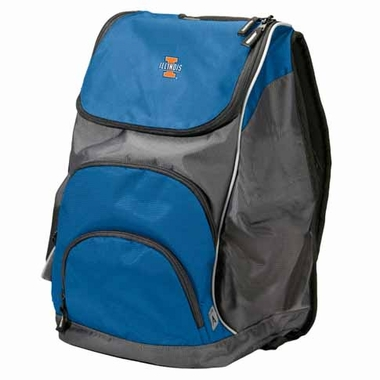 Illinois Action Backpack (Color: Royal)