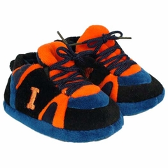 Illinois Baby Slippers