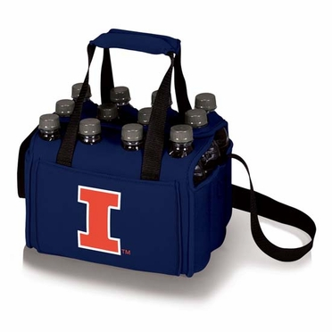 Illinois Beverage Buddy (12pk) (Navy)