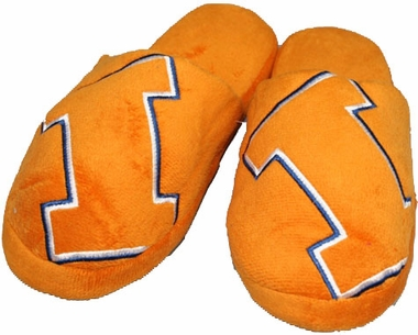 Illinois Big Logo Hard Sole Slippers