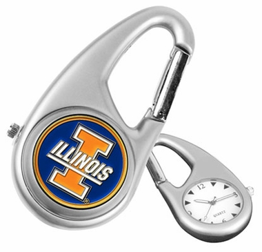 Illinois Carabiner Watch