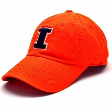 Illinois Crew Adjustable Hat (Alternate Color)