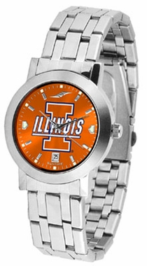 Illinois Dynasty Men's Anonized Watch