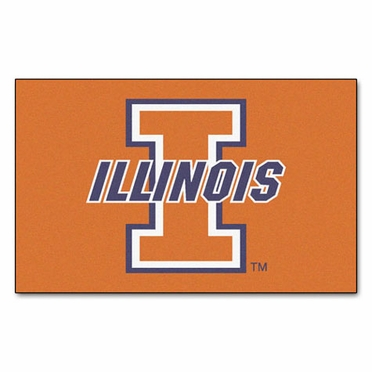 Illinois Economy 5 Foot x 8 Foot Mat