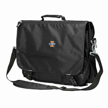 Illinois Executive Attache Messenger Bag