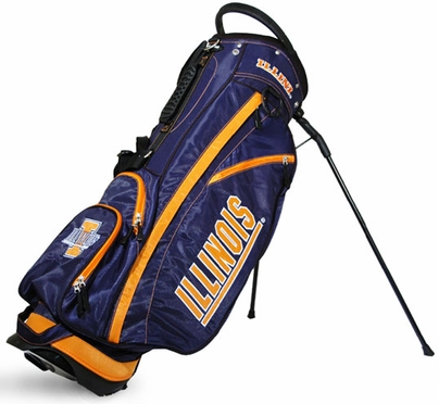 Illinois Fairway Stand Bag