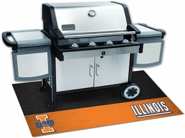 Illinois Grill Mat