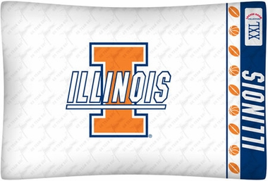 Illinois Individual Pillowcase