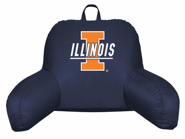Illinois Jersey Material Bedrest