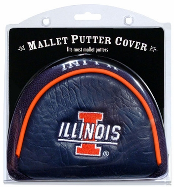Illinois Mallet Putter Cover