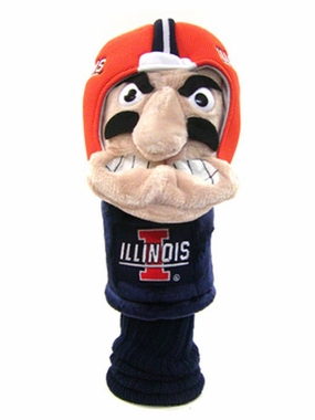 Illinois Mascot Headcover