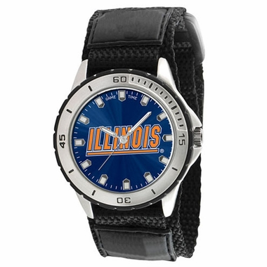 Illinois Mens Veteran Watch