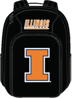 Illinois Southpaw Youth Backpack