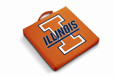 Illinois Stadium Cushion