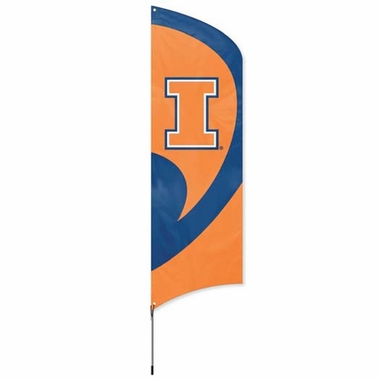 Illinois Tall Team Flag