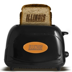 Illinois Toaster (Black)