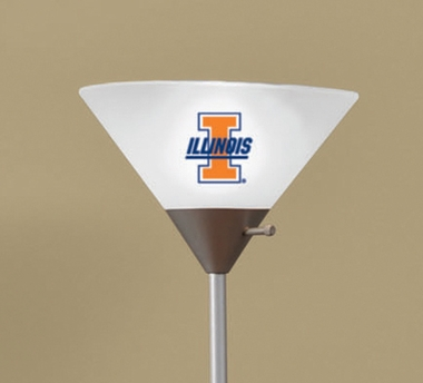 Illinois Torchierre Floor Lamp