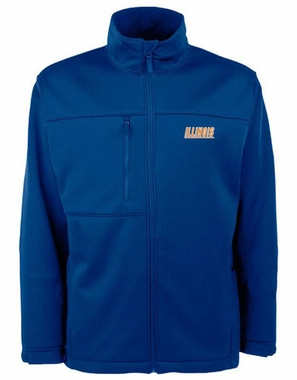Illinois Mens Traverse Jacket (Team Color: Royal)