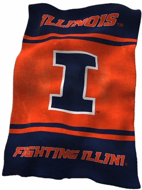 Illinois Ultrasoft Blanket